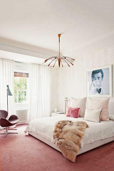 Set The Tone - 16 Ways To Make All-Over Carpet Work - Photos