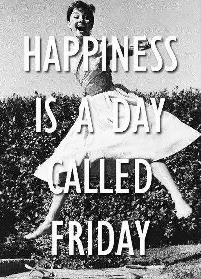 Happy Friday!!!♡