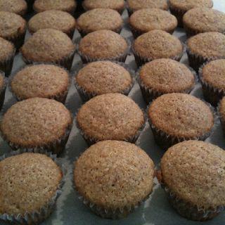 whole wheat chocolate chip mini muffins