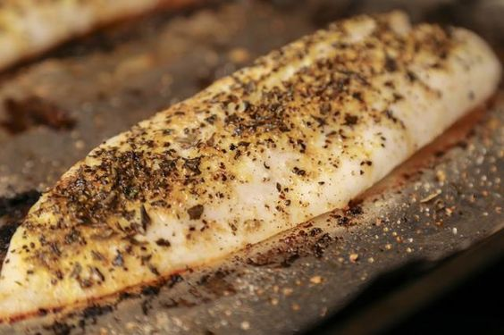 Ovens the o 39 jays and cooking tips on pinterest for How to cook tilapia fish