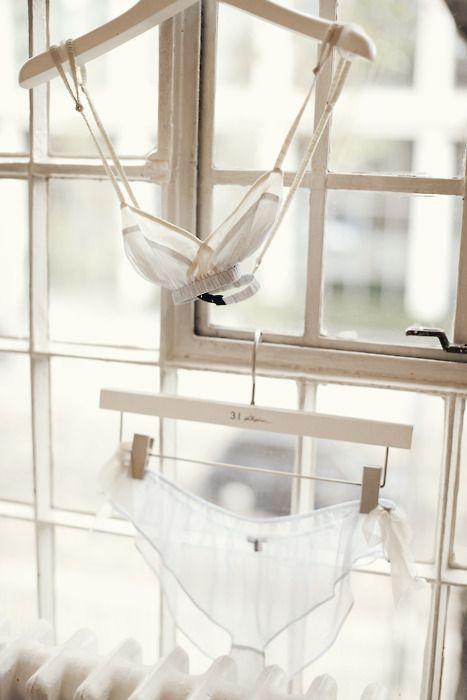 3.1 Phillip Lim sheer lingerie