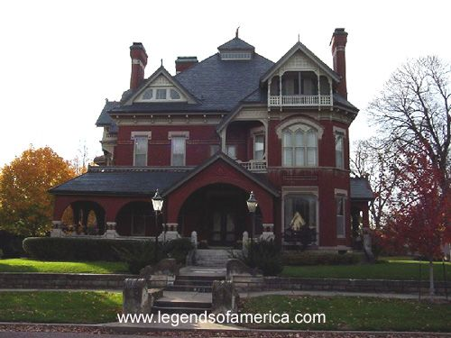 Atchison Ks Haunted Tours