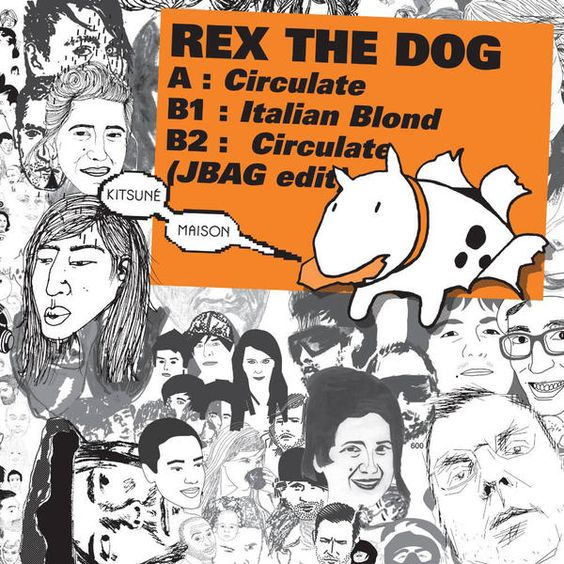 Rex The Dog ‎– Circulate
