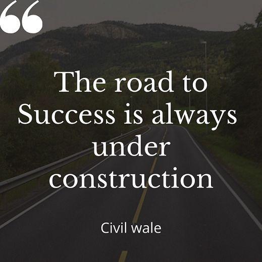 Civil Engineering Quotes In 2021 Civil Engineering Quotes Engineering Quotes Science Quotes