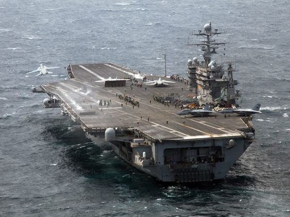 AIRCRAFT CARRIES | Navy Aircraft Carrier