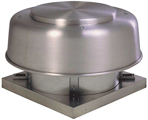 Fantech 5ade102a Direct Drive Axial Exhaust Roof Vent 10 547 Cfm 1 30 Hp 115v Odp
