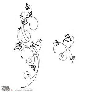 Tatouage De Lierre sur Pinterest   Tatouage De Fraises, Tatouages de ...