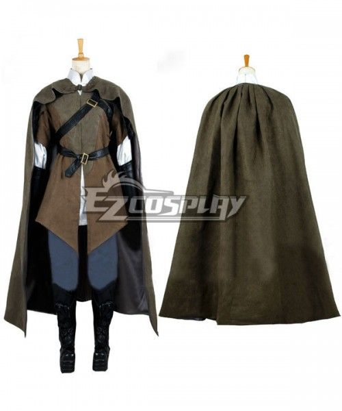 The Hobbit Legolas Uniform Clothing Cosplay Costume New