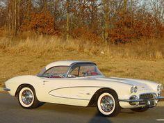 1961 Corvette - Google Search