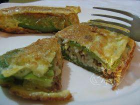 Cocina Costarricense: caiguas rellenas