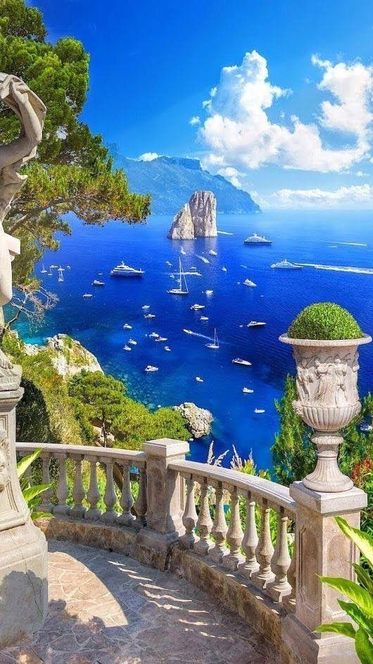 Capri Italy Napodano Antonio79 Beautiful Landscapes Beautiful Nature Places To Travel