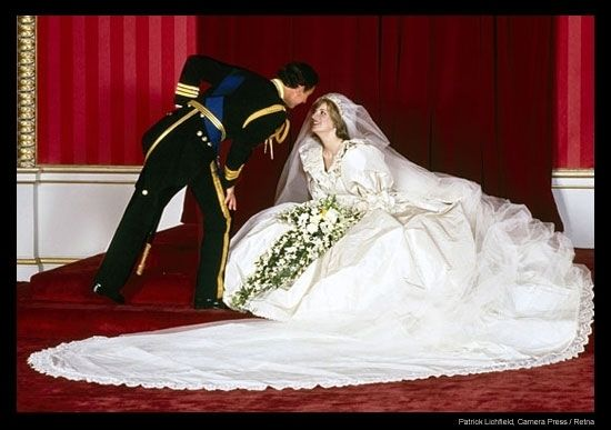 Image detail for -Wedding of Prince Charles and Princess Diana - Kings and Queens Photo ...