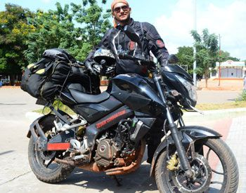 50000km on a motorcycle  - Read more at: http://ift.tt/1iycewT
