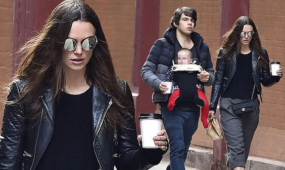 Keira Knightley enjoys family outing in NYC with husband and baby girl