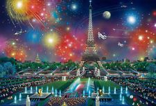 Beverly Jigsaw Puzzle 61-327 Eiffel Tower (1000 Pieces)
