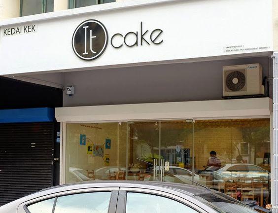 Eat Drink KL: It Cake @ Damansara Perdana