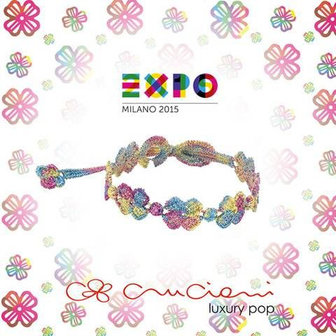 #Cruciani official luxury accessories sponsor a #expo2015
