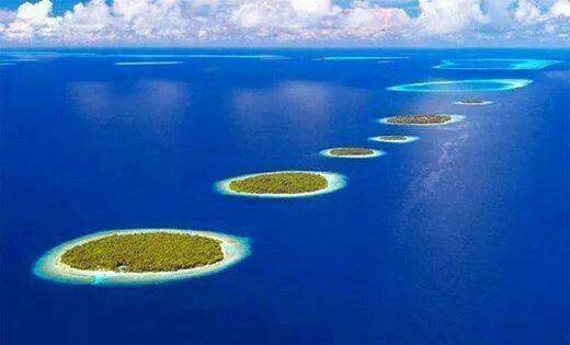 Private island, Maldive