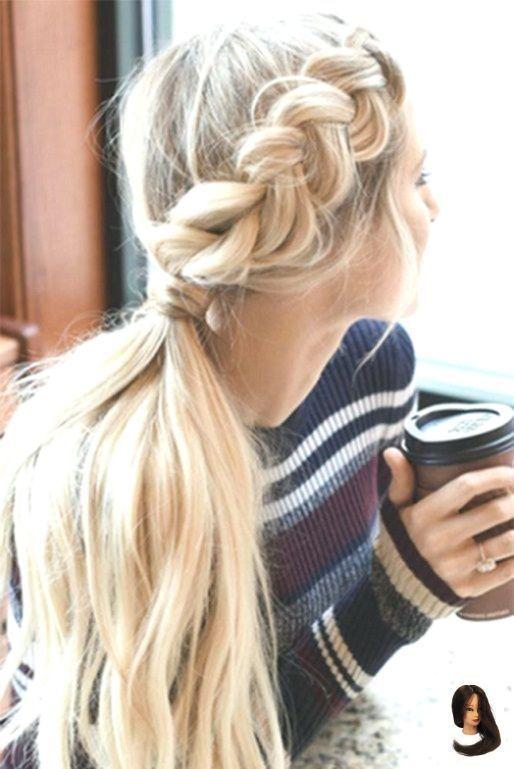 Einfach Schnell Haar Frisur Fur Die Schule Frisuren Schule Die Einfach Frisur In 2020 Easy Hairstyles Easy Hairstyles For Long Hair Easy Hairstyles Quick