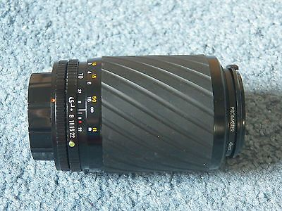 Promaster Zoom lens for SLR 70-210mm (Canon camera) - EXCLUSIVE DEAL! BUY NOW ONLY $10.0