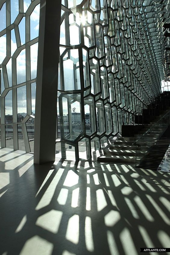 Harpa Reykjavik Concert Hall Olafur Eliassonand Henning Larsen Architects