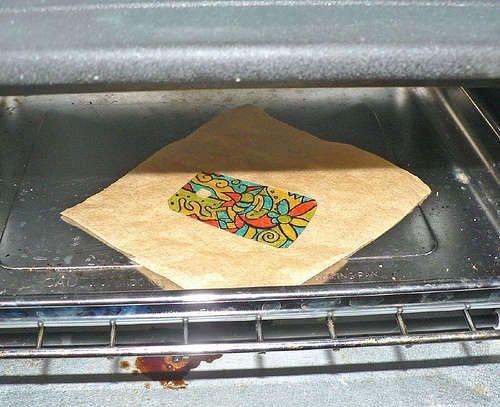 homemade shrinky dinks instructions