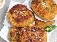 Galettes indiennes aux quinoa et patates douces • Hellocoton.fr