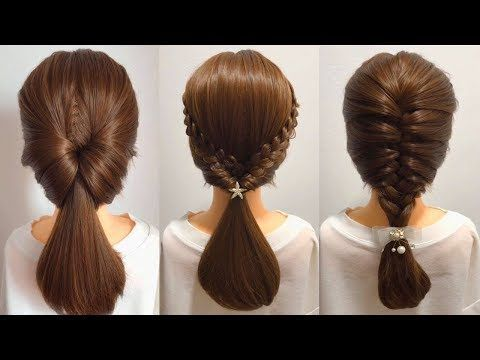 Hairstyles Tutorials For Girls Top 28 Amazing Hairstyles Tutorials Compilation Cool Hairstyles Hair Styles Hair Tutorial