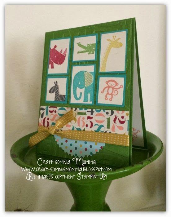 Craft-somnia Momma: Zoo Baby Birthday