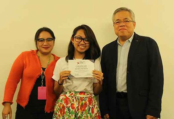 Young entrepreneurs shine in Go Negosyos YEDW program Go Negosyo and the US Embassy in Manila teamed up to organize the Youth Entrepreneurship Development Workshop (YEDW) program that began last July and ran until October 2015.