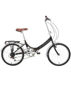 Buy Kingston Freedom Folder 20 Inch Folding Bike Black - Unisex at Argos.co.uk, visit Argos.co.uk to shop online for Men's and ladies' bikes