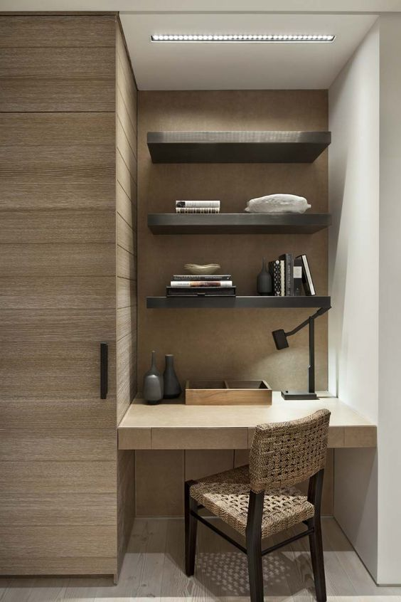 Study Table Design For Bedroom Kumar Interior