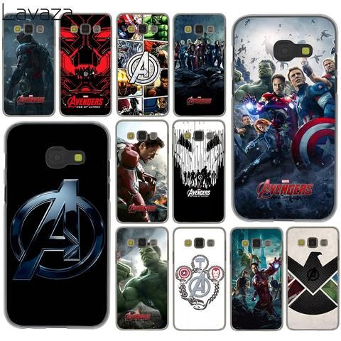 Lavaza Marvel Comics is The Avengers Case for Samsung Galaxy A3 A5 ...
