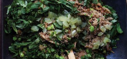 Quinoa & Fennel Salad