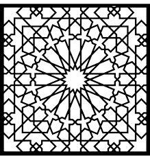 Resultado de imagen de mandalas de mosaicos de la alhambra - Azulejos decorativos para salones ...