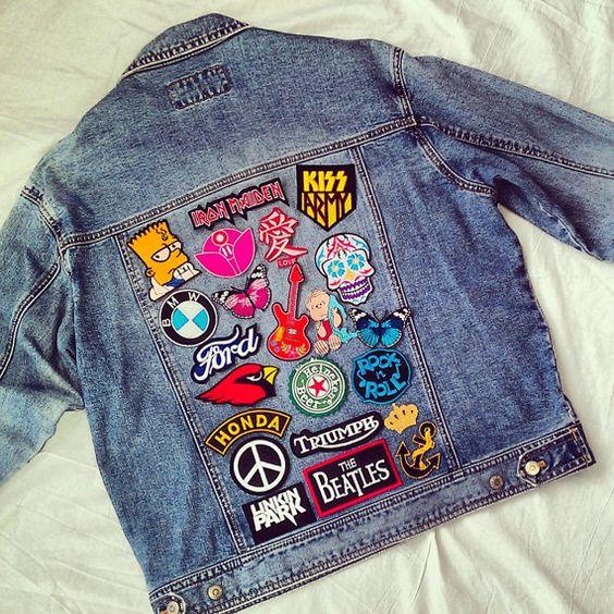 fa0a5c3d5 Brevmann jakke pins og patcher. // tisermaidia.cf