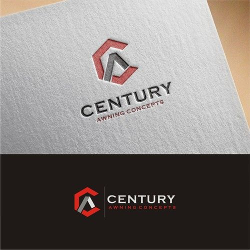 Century Awning Concepts New Nyc Based Awning Company Needs A Logo We Fabricate Install Repair And Store Awn Logo Design Contest Logo Design Business Design