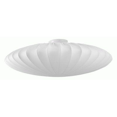 Taklampa taklampa plafond : Nikko Plafond 65Cm Vit 3X40w (Lampan.se)   Ny inredning till ...