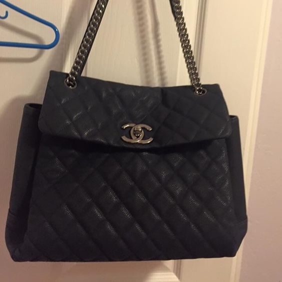 Authentic Chanel Only used a few times, comes with full set ( box, dust bag, receipt ) CHANEL Bags Crossbody Bags