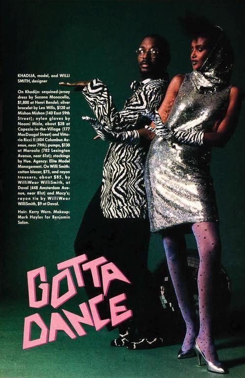 Williwear To Streetwear Willi Smith Community Archive In 2020 Willi Smith Black Fashion Designers Street Wear