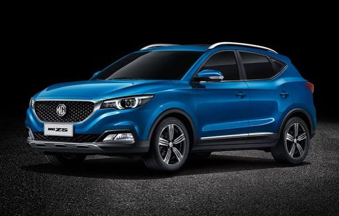 Mg Zs My Way With A Panoramic Sunroof Luxurious Front Grille Led Drl Headlights 3d Audio And Top Spec Features The Mg Zs Combines P Suv Compact Suv Mg Cars