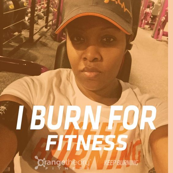 This is what makes me #KeepBurning with @otheoryfitness in 2016. What do you burn for?