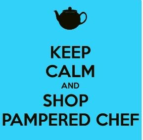 Because everyone likes to be pampered! Get pampered here: www.pamperedchef.biz/Caitlanb