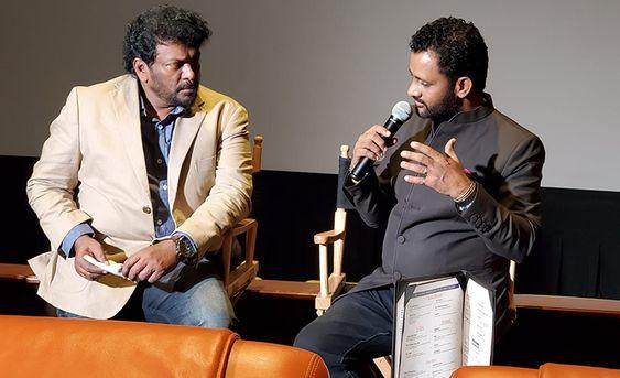Radhakrishnan Parthiban's Oththa Seruppu Size 7 gets appreciations from Golden Globe jury members