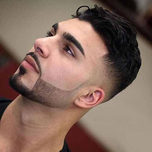 Barbas De Hombres 2021