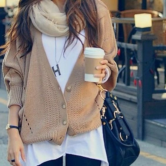 cozy & comfy #fashion