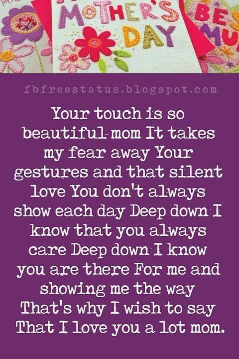 Lovely Mothers Day Messages Mother Day Message Happy Mother