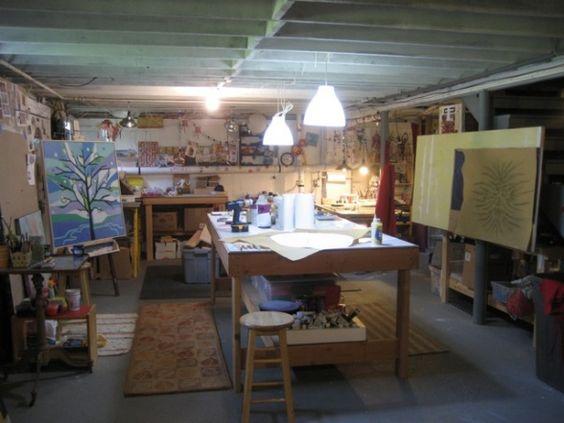 basement studio and more art studios studio art basements studios art