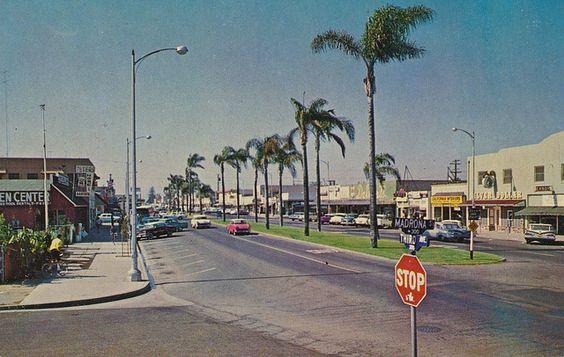 Third Avenue - Chula Vista, California.