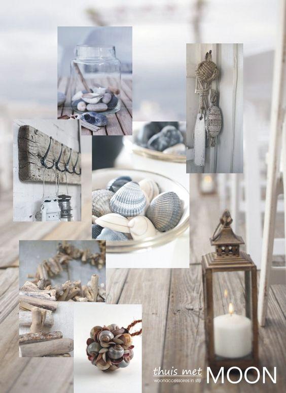 zomerse strandsfeer in huis | interieur inspiratie - slaapkamer, Deco ideeën